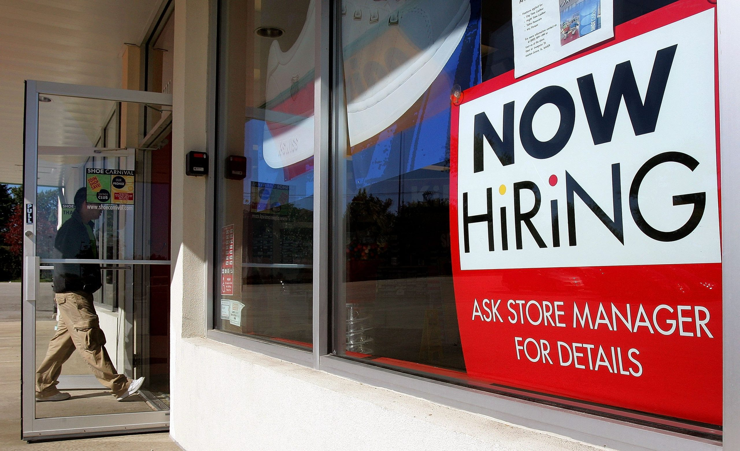 US jobs growth slows to 145,000 jobs in December