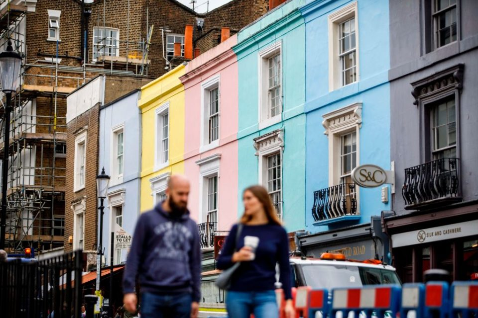 Increasing capital: London economy pulls away from rest of UK in December