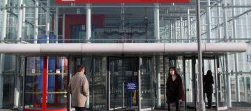 Nationwide Building Society scraps business banking entrance over UK coronavirus outbreak