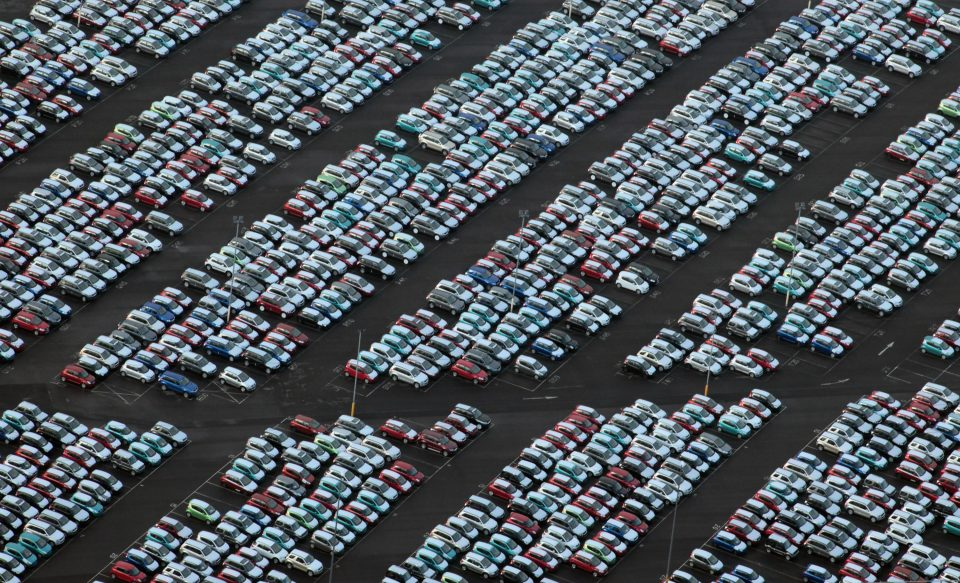 European demand for cars is likely to fall this year