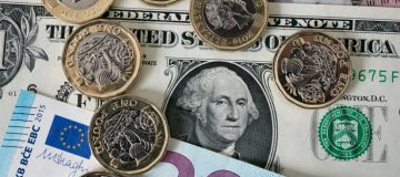 What happened to the pound, euro and US dollar in 2019?
