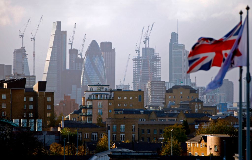 The City highlights its importance ahead of key Brexit talks