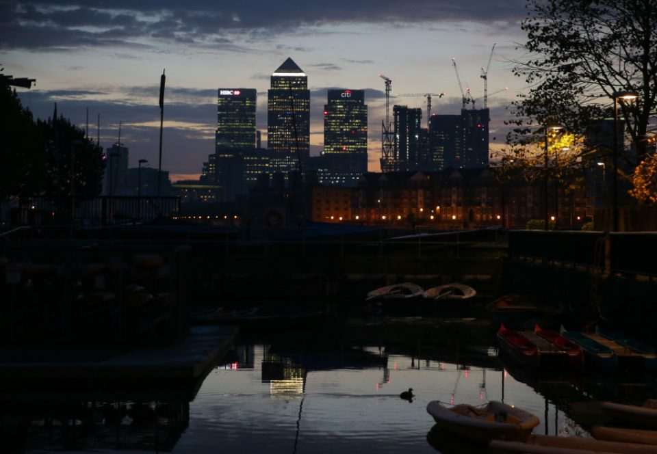 World's biggest banks pushing for £4bn post-Brexit tax cuts to boost the City