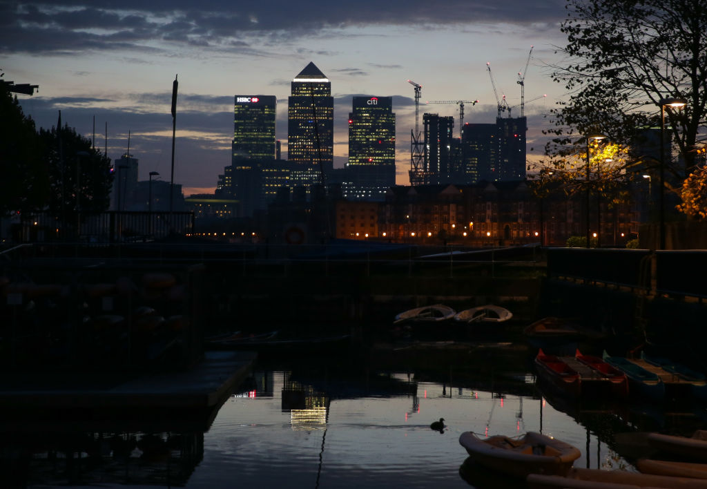 BRITAIN-ECONOMY-BOE-INFLATION-RATE-BANK-FOREX