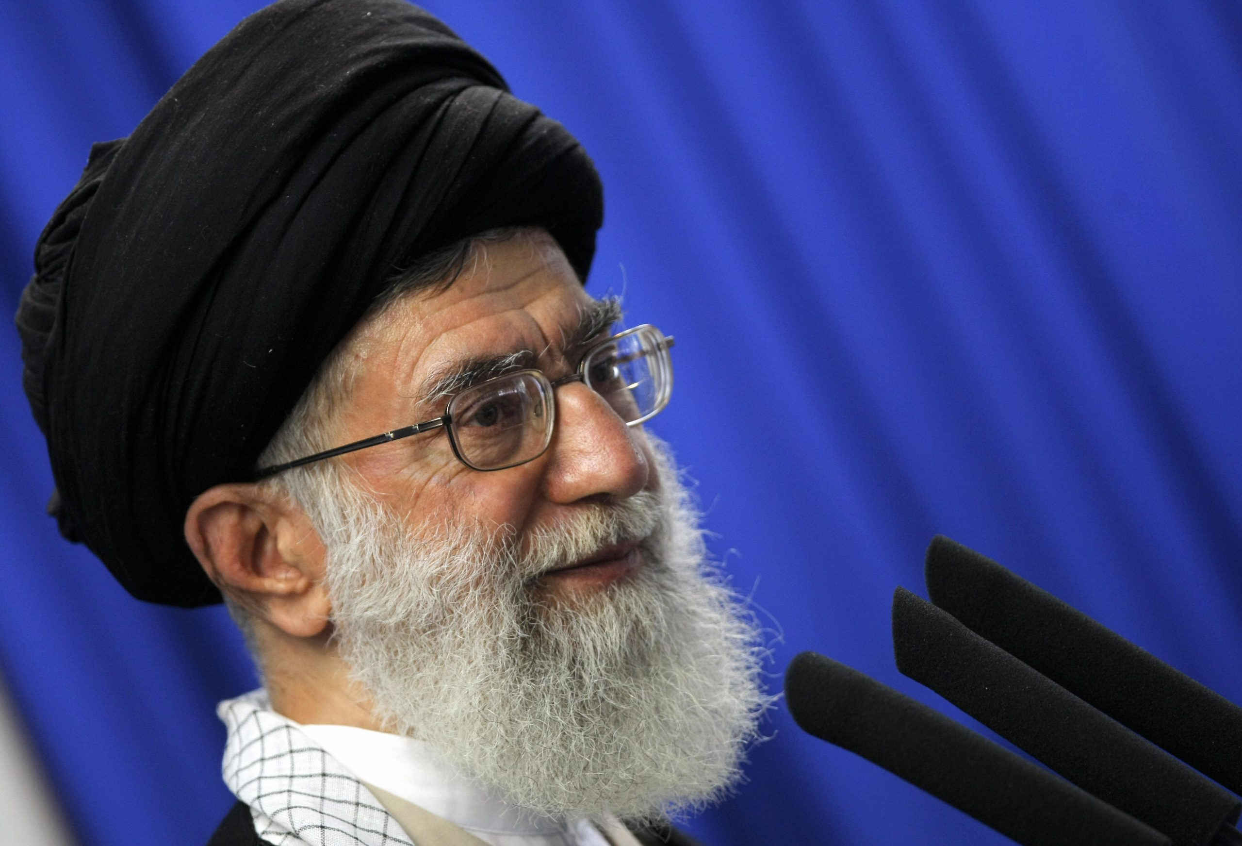 Khamenei: Iran missile strikes were 'slap in face' for US