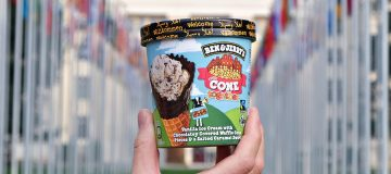 Ben & Jerry's CEO explains why businesses need a higher purpose