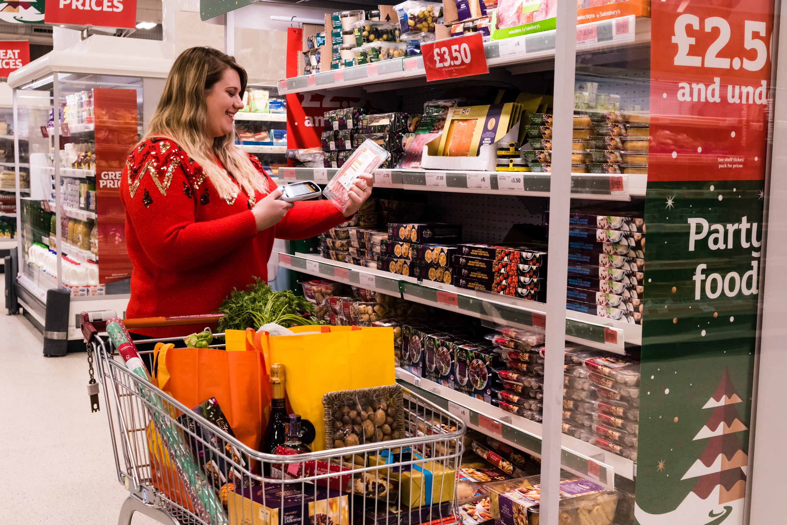 Sainsbury's sees sales slip over key Christmas period