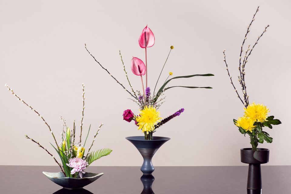 Ikebana: We try out the Japanese art of 'mindful' flower arranging