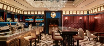 History, views of Nelson and a speakeasy: Inside the new Great Scotland Yard Hotel