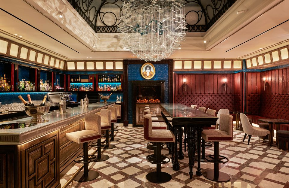 Great Scotland Yard Hotel interior