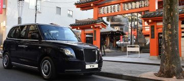 London black cabs are expected to hit the streets of Tokyo by the summer