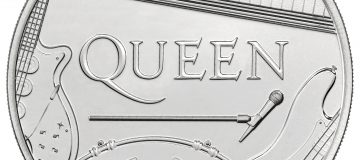 Queen join Her Majesty on commemorative coin