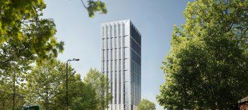 Aviva Investors buys Docklands hotel site for £106m
