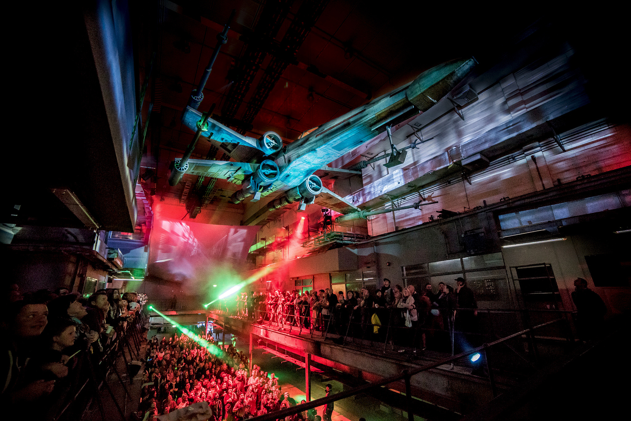 Secret Cinema signs deal with Disney for immersive film productions
