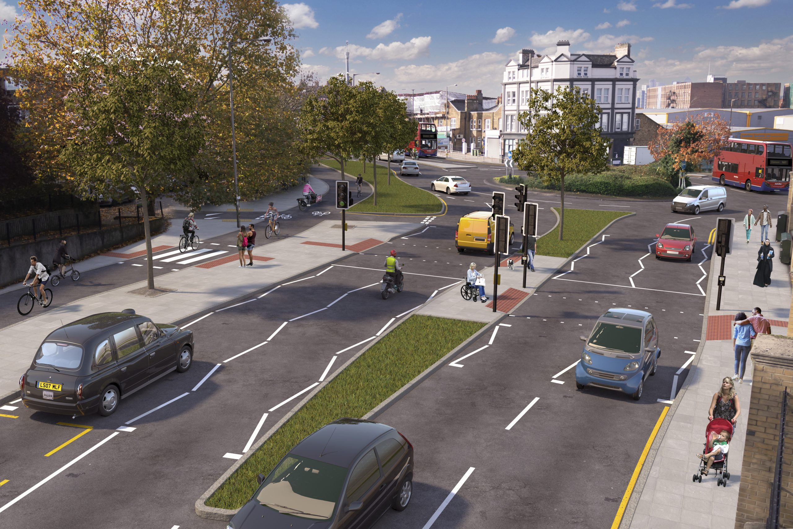 New cycleway set to open between Greenwich and Woolwich - CityAM