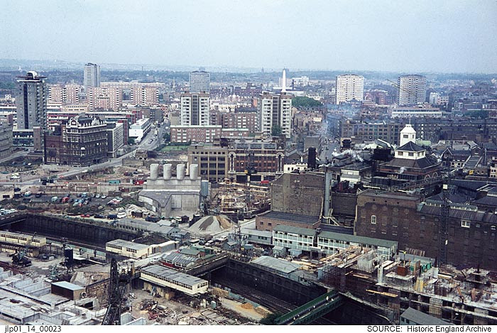 In pictures: the building of modern Britain