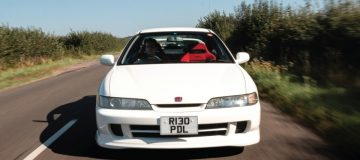 Classic cars: Why the Honda Integra Type R is one of the finest front-wheel drivers ever built