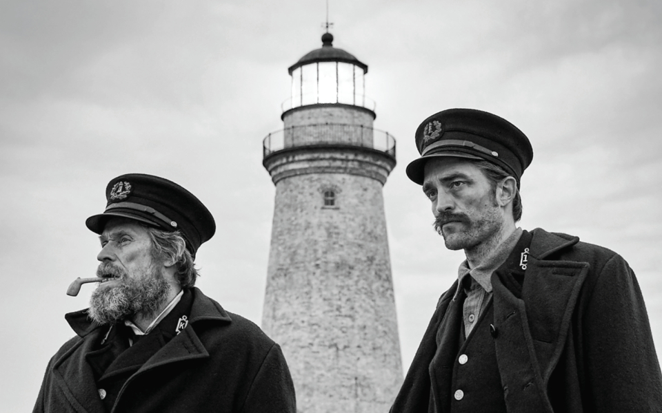 The Lighthouse was one of the films of the year