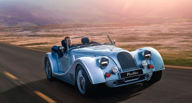 Morgan spiced: The new Morgan Plus Six combines classic styling with modern mechanicals