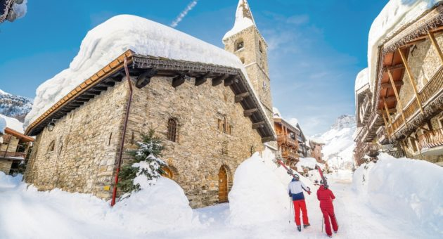 This French resort undergoing the biggest renovation project in the Alps