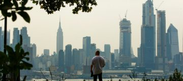 Heat Advisory Continues In New York City, As Rain Showers Expected In Evening