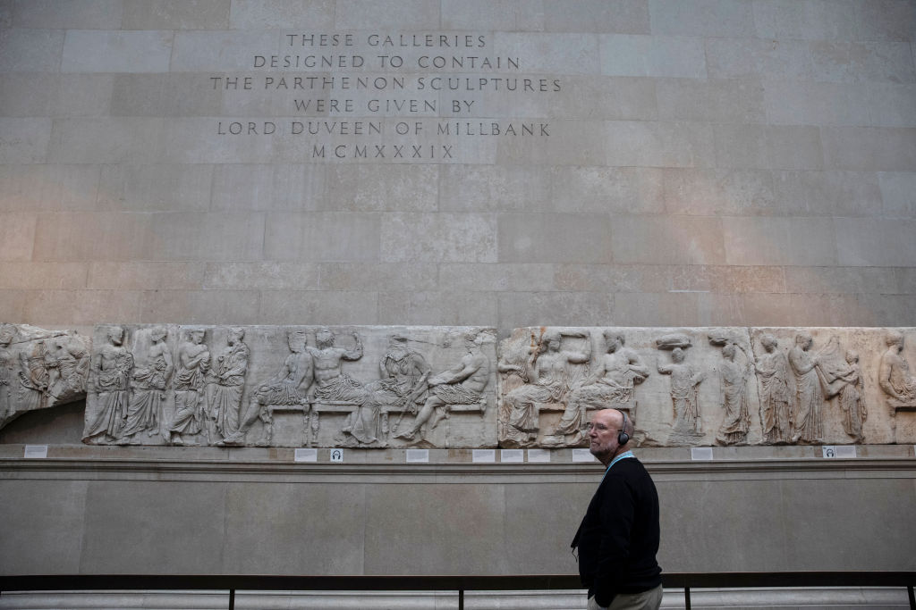 Britain stands to lose more than the Elgin Marbles if it folds now