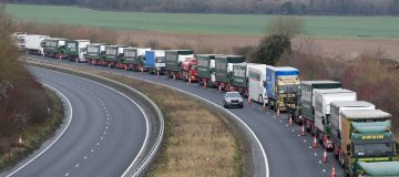 Government Tests Plans To Ease Dover Traffic Chaos After Brexit