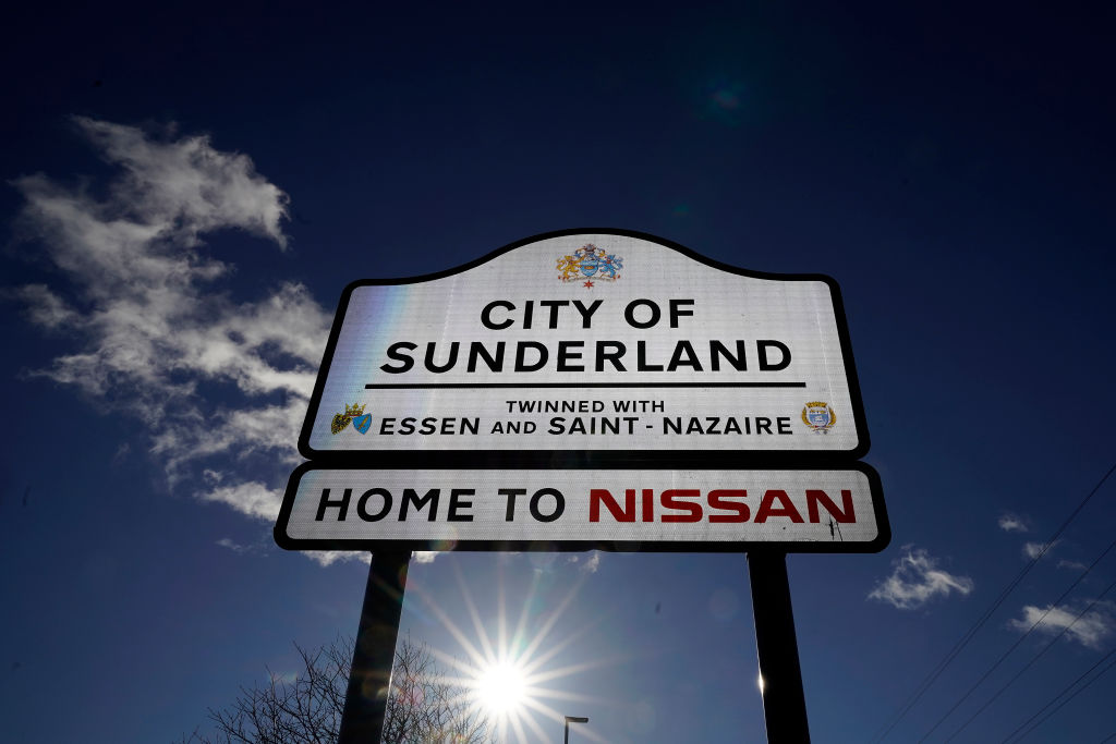 Nissan Europe chairman casts fresh doubt on future of Sunderland plant