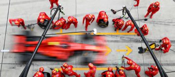Formula One's 2020 outlook downgraded to negative by Moody's