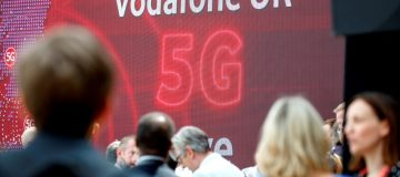 Vodafone launched its 5G network in London in summer 2019