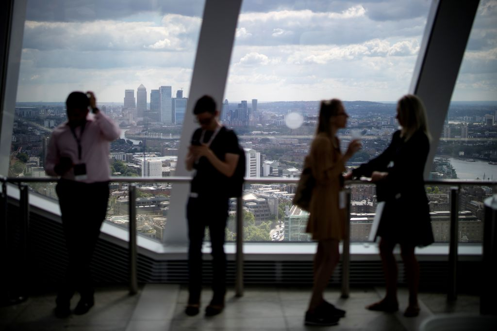 ONS: London 32 per cent more productive than rest of UK