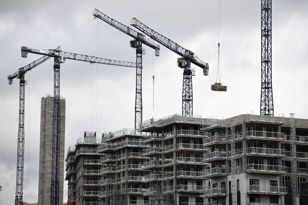 UK PMI: construction PMI