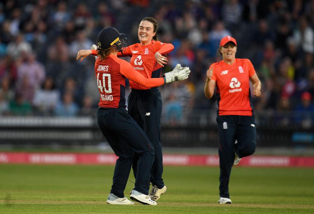 England v Australia - 3rd Vitality Women's IT20
