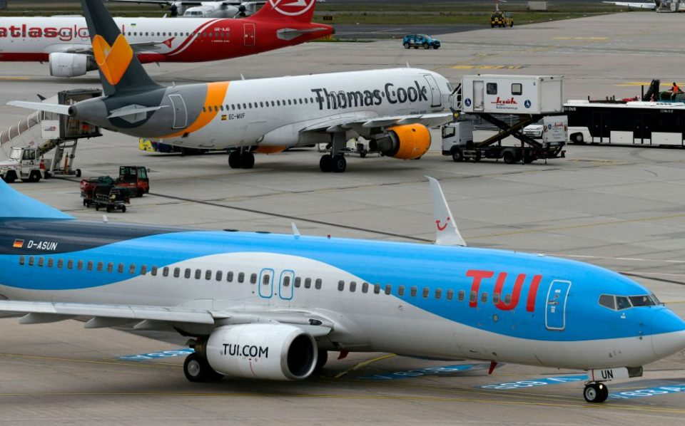 Rival Thomas Cook's collapse also boosted demand for Tui