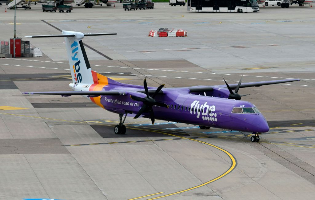 Government 'considers taking stake' in struggling airline Flybe - CityAM