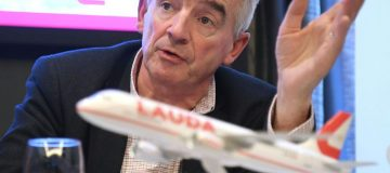 CEO Michael O'Leary is the boss of Ryanair
