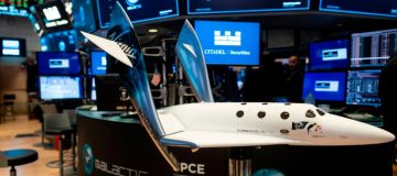 Richard Branson-founded Virgin Galactic fell to a $73m loss in the final quarter of 2019 as the space tourism firm announced it had received twice as many registrations for its space flight programme.