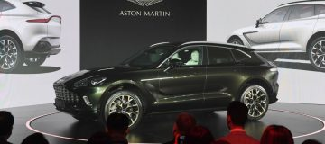 "Aston Martin fell to a loss of over £100m today as the luxury carmaker announced it would use 2020 to ""reset"" the business in order to compete in the supercar market."