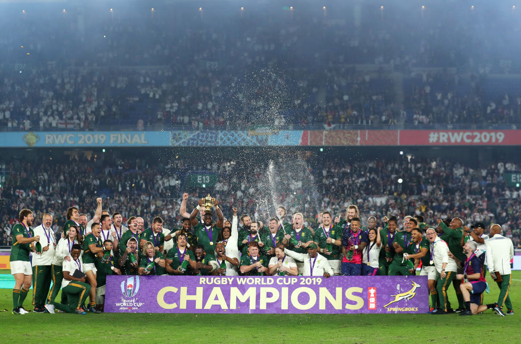 South Africa Rugby World Cup 2019 Final