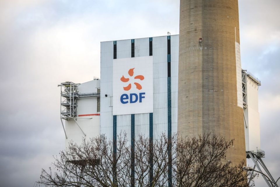 EDF Energy smashed analyst expectations today as the French utilities giant enjoyed a strong performance from its renewable energy business.