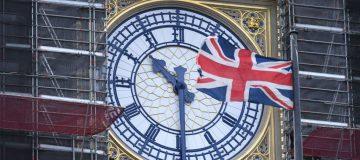 BRITAIN-PARLIAMENT-BIG BEN