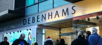 Debenhams administration could provide blueprint for 'freezing' companies during coronavirus crisis
