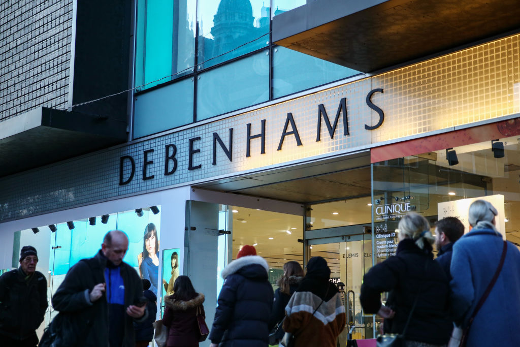 Debenhams to give councils ultimatum on business rates