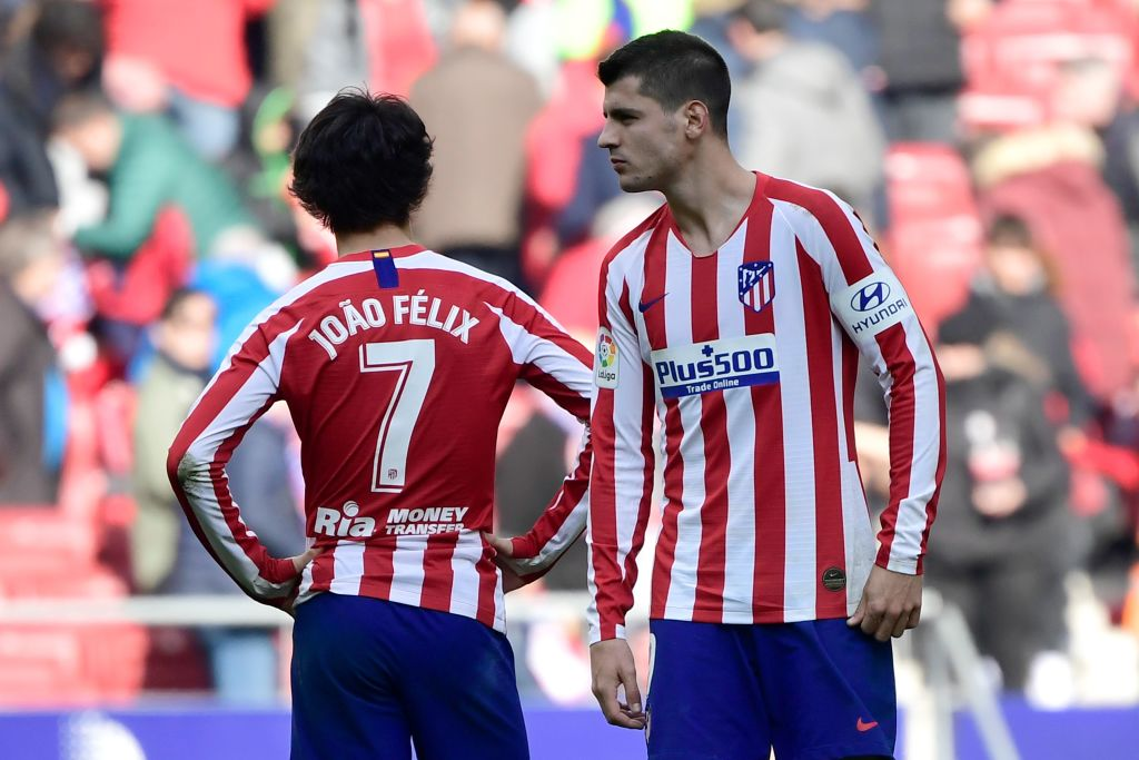 Atletico Madrid must face the Liverpool juggernaut amid the club's worst spell in a decade - CityAM