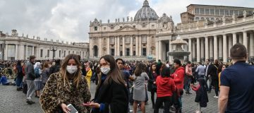 Coronavirus claims two lives in Italy