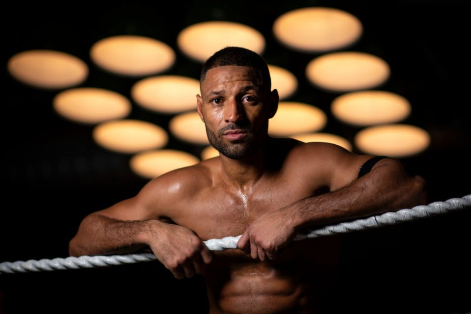 Kell Brook goes back to basics ahead of make-or-break fight with Mark DeLuca - CityAM