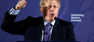 Boris Johnson EU post-Brexit trade deal