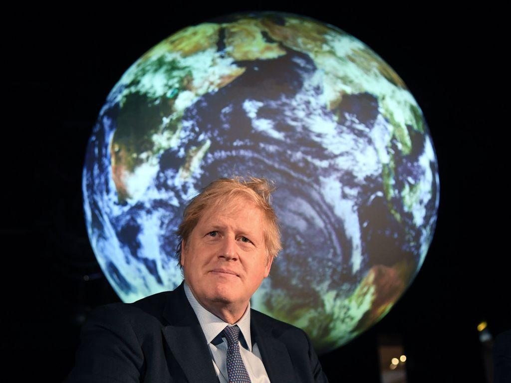 BRITAIN-UN-CLIMATE-SUMMIT
