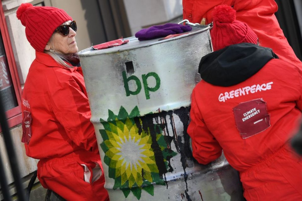 Under the pump: the challenges facing BP's new boss in the 2020s