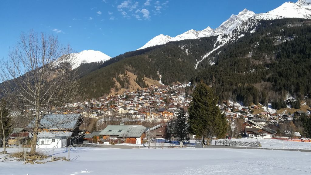 Four Brits caught coronavirus at Les Contamines-Montjoie, a ski resort near Mont Blanc in the French Alps